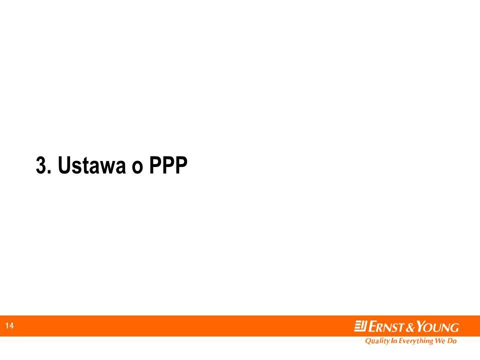 3. Ustawa o PPP