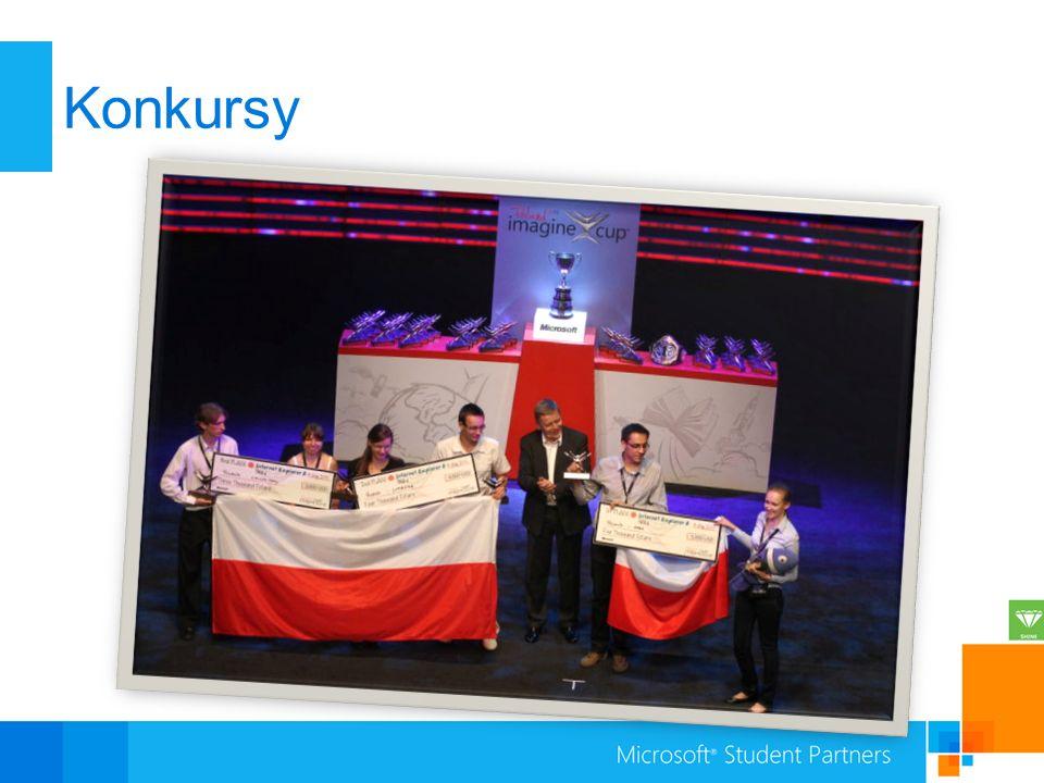 Konkursy Imagine Cup! Także inne: 3CityCup, szkółki