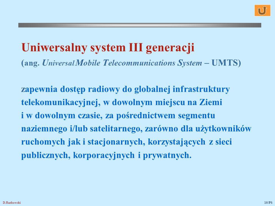 Uniwersalny system III generacji (ang
