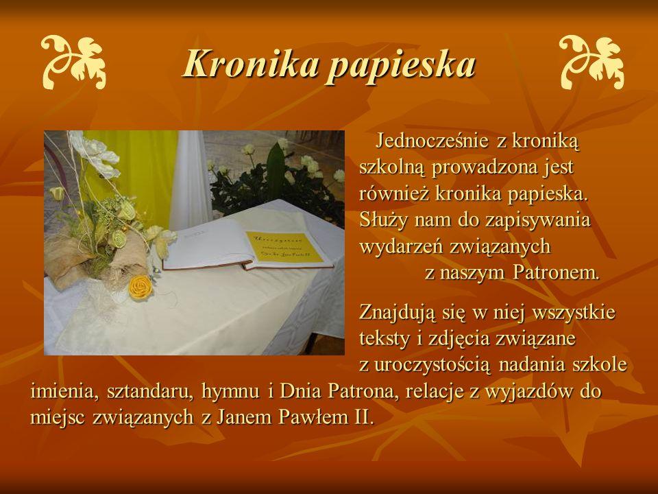 Kronika papieska