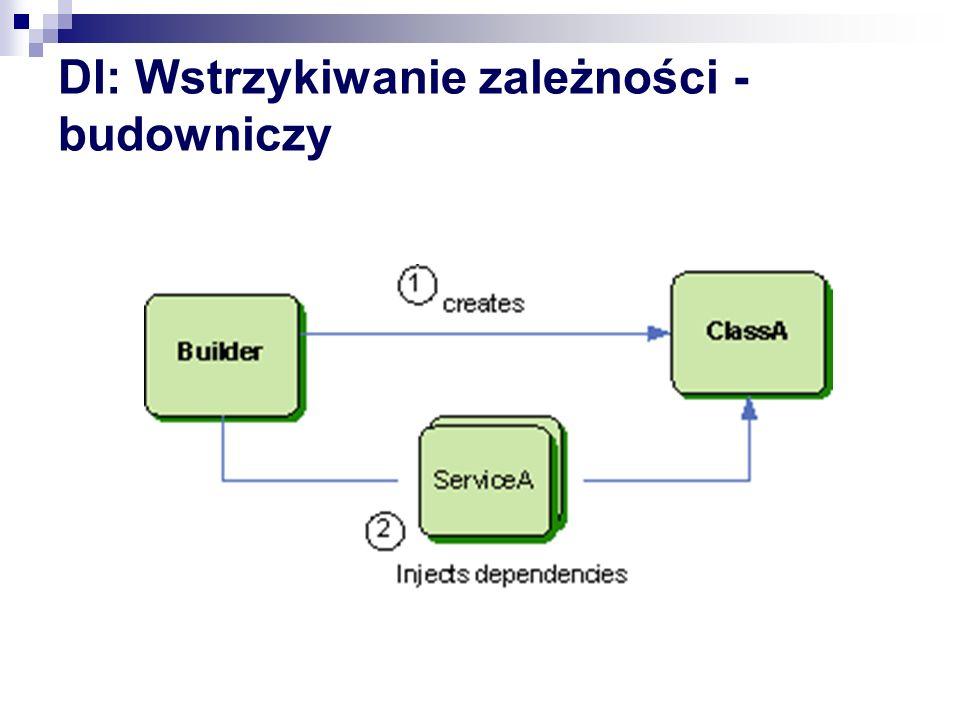 DI: Wstrzykiwanie zależności - budowniczy