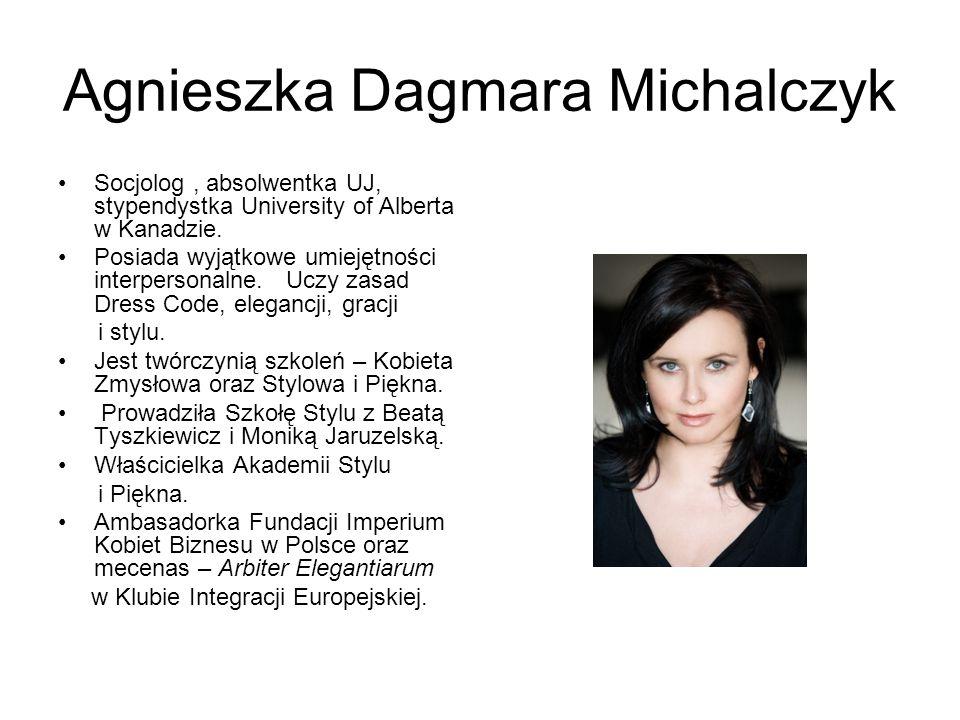 Agnieszka Dagmara Michalczyk