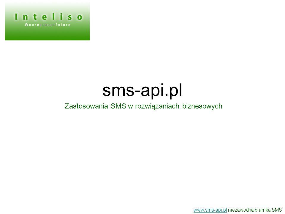Zastosowania SMS w rozwiązaniach biznesowych