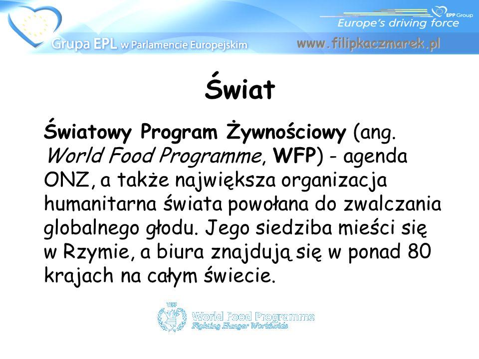 www.filipkaczmarek.pl Świat.