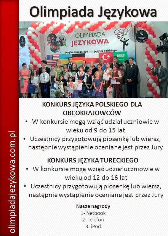 Olimpiada Językowa olimpiadajezykowa.com.pl