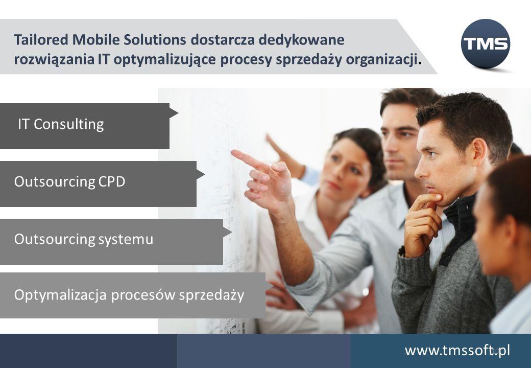 Tailored Mobile Solutions dostarcza dedykowane