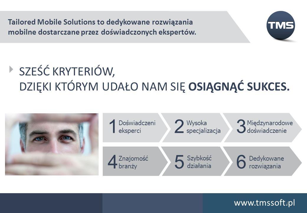Tailored Mobile Solutions to dedykowane rozwiązania