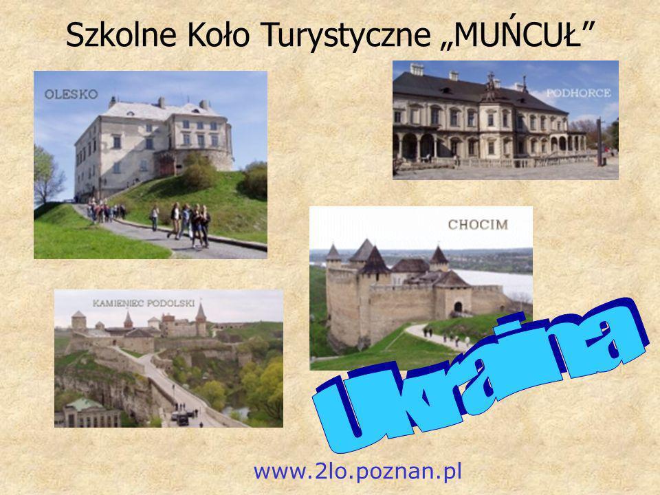 """Szkolne Koło Turystyczne """"MUŃCUŁ"""