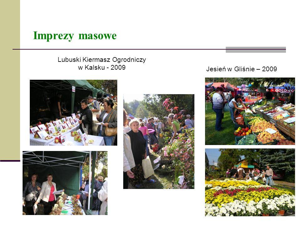 Lubuski Kiermasz Ogrodniczy w Kalsku - 2009