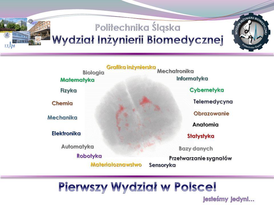Wydział Inżynierii Biomedycznej Pierwszy Wydział w Polsce!