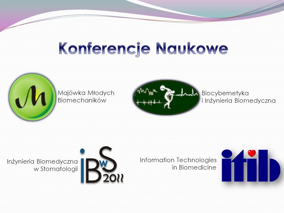Konferencje Naukowe Majówka Młodych Biomechaników