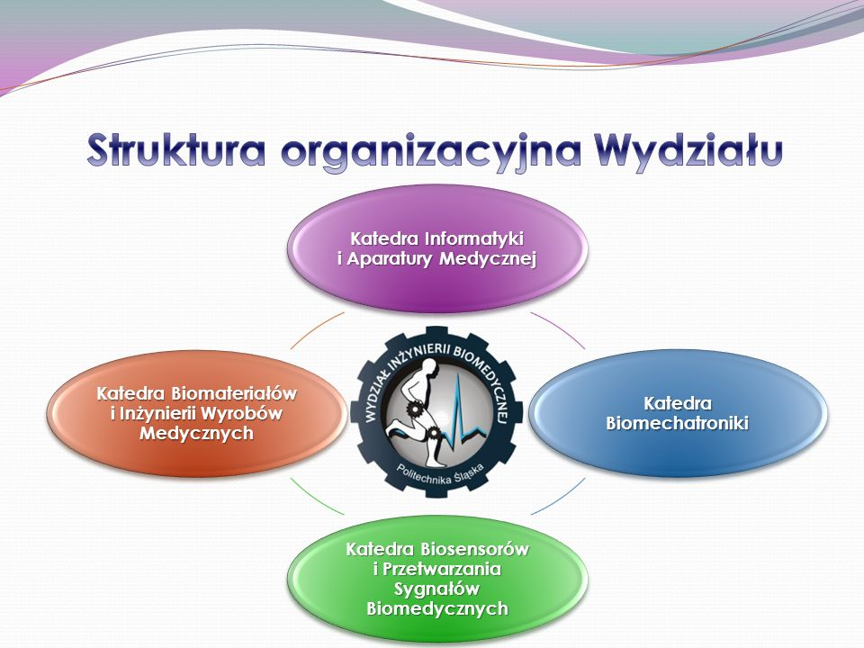 Struktura organizacyjna Wydziału