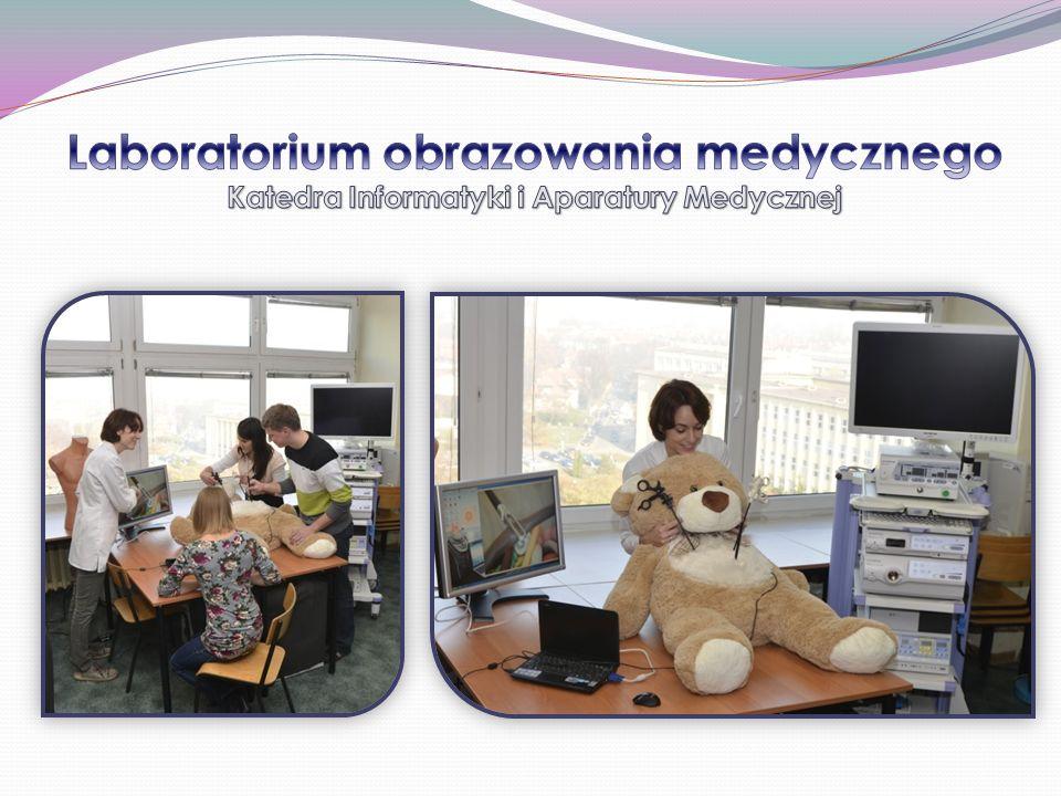 Laboratorium obrazowania medycznego Katedra Informatyki i Aparatury Medycznej