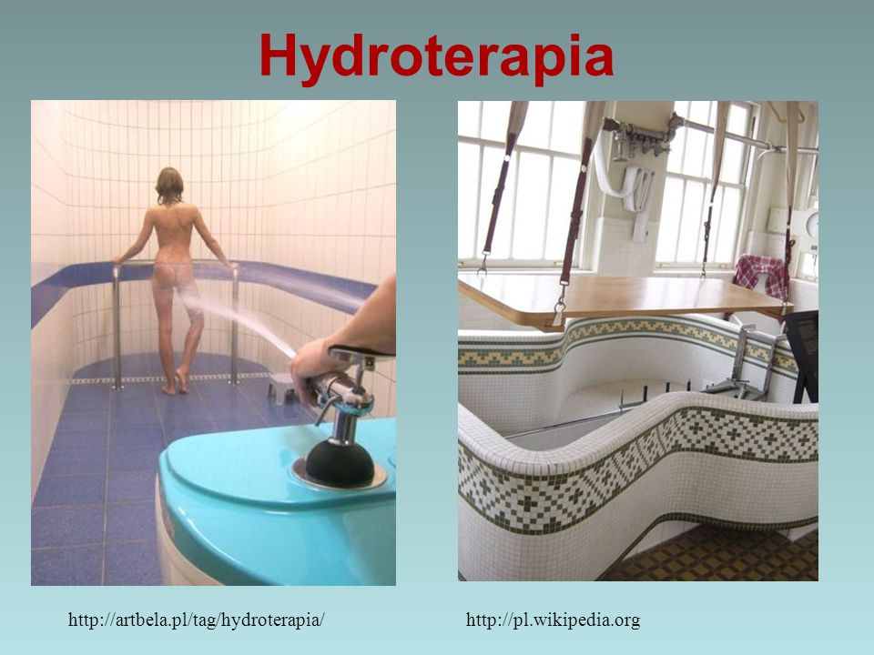 Hydroterapia http://artbela.pl/tag/hydroterapia/