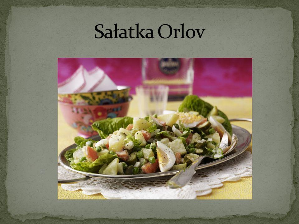 Sałatka Orlov