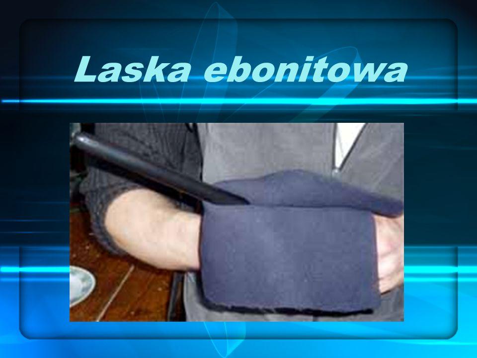 Laska ebonitowa