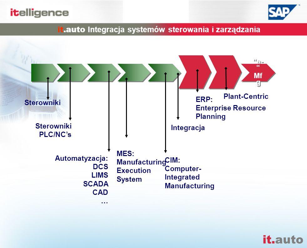 it.auto Integracja systemów sterowania i zarządzania