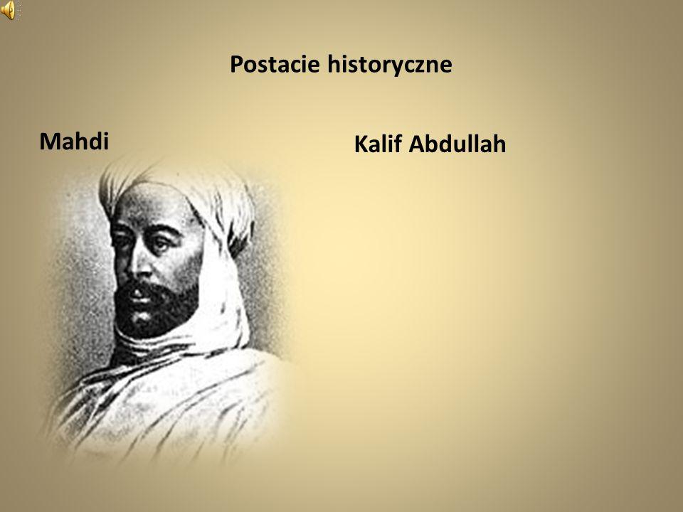 Postacie historyczne Mahdi Kalif Abdullah