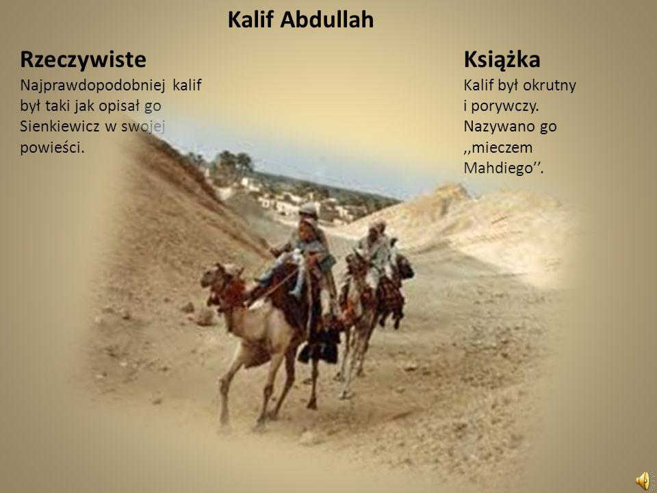 Książka Kalif był okrutny