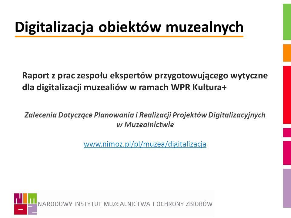 Digitalizacja obiektów muzealnych