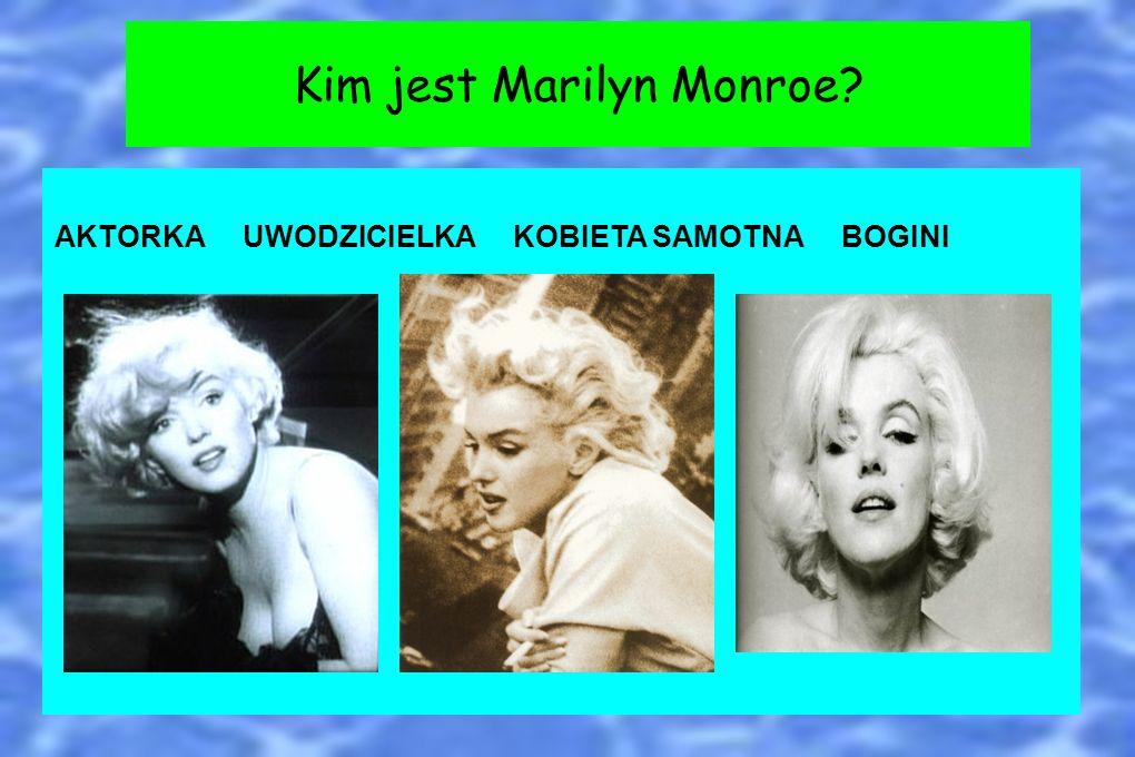 Kim jest Marilyn Monroe