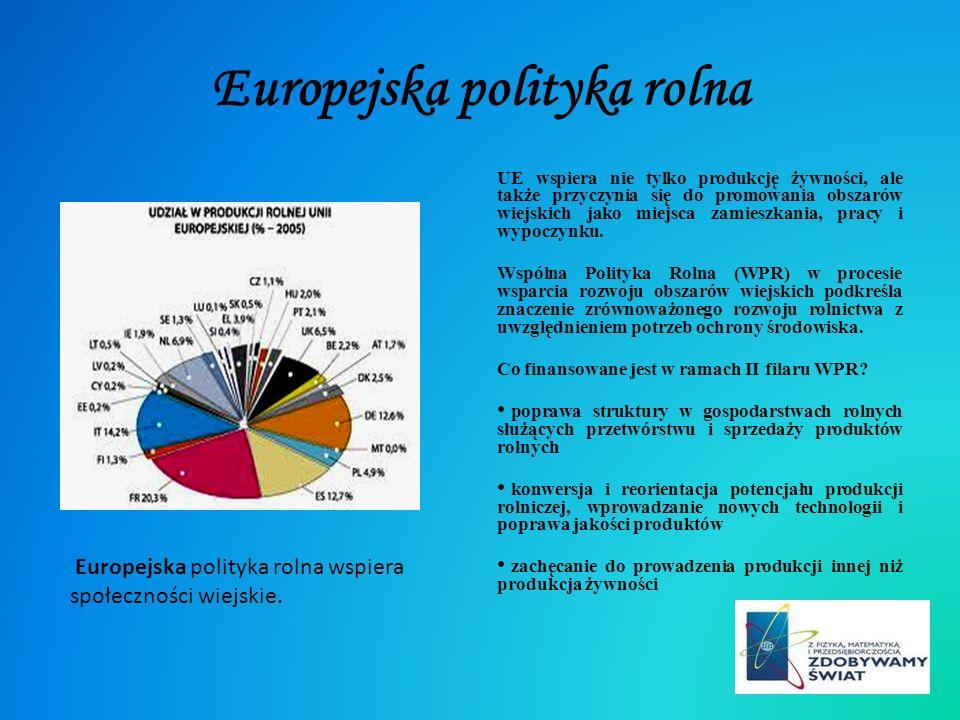 Europejska polityka rolna