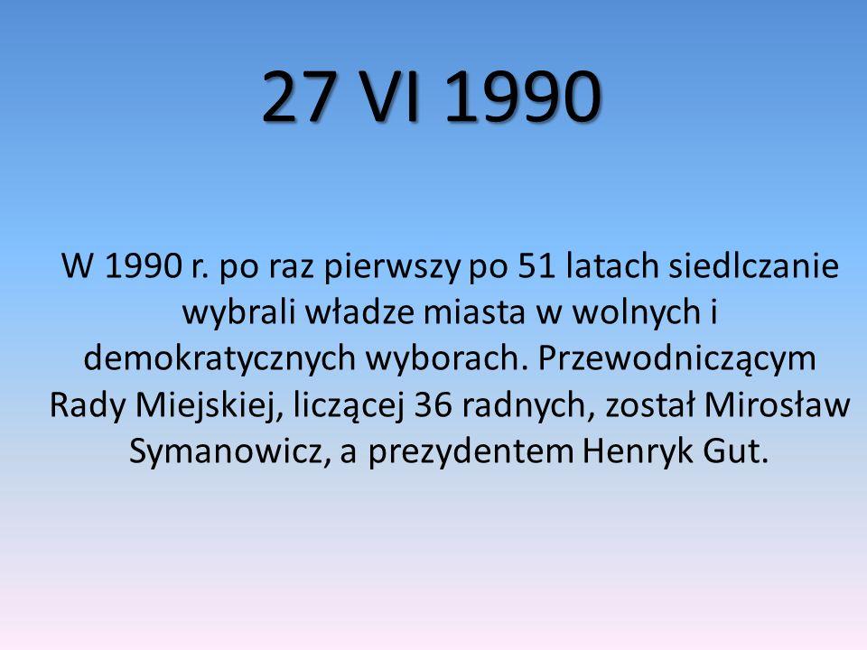 27 VI 1990