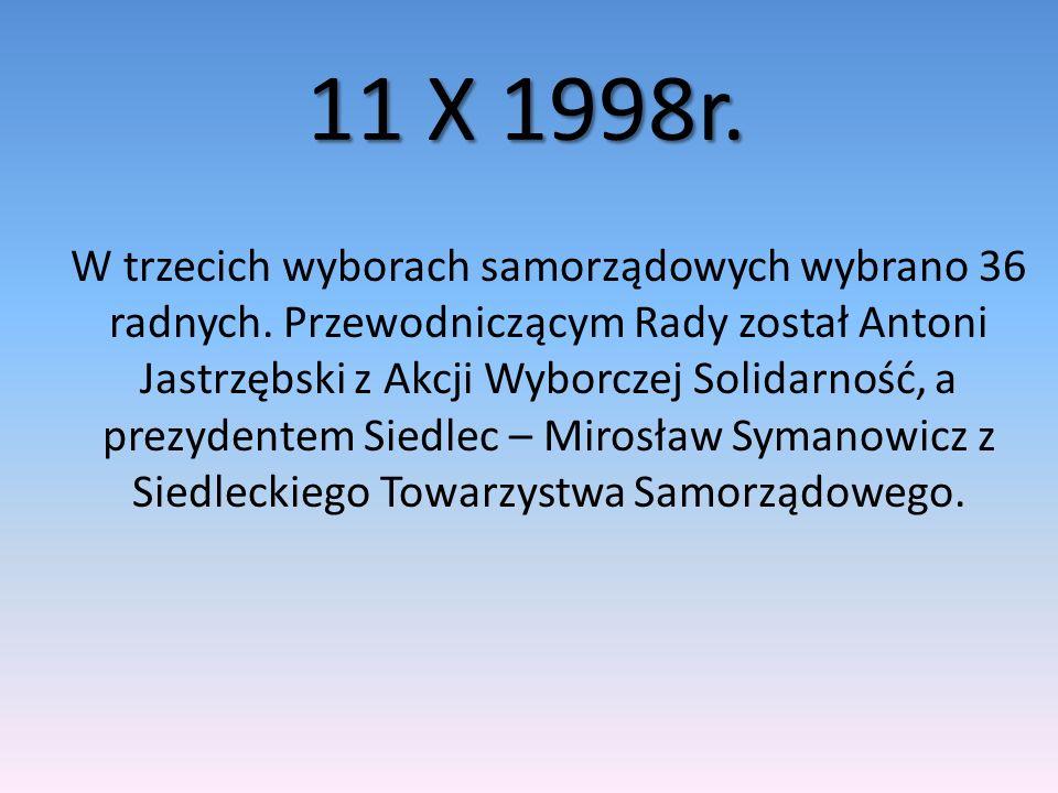 11 X 1998r.