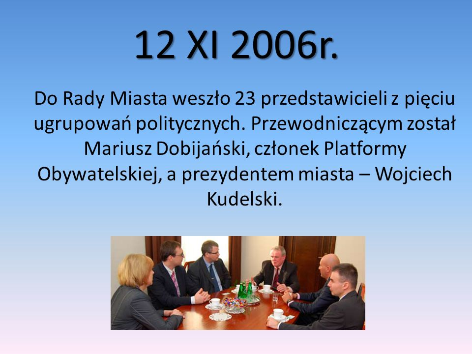 12 XI 2006r.