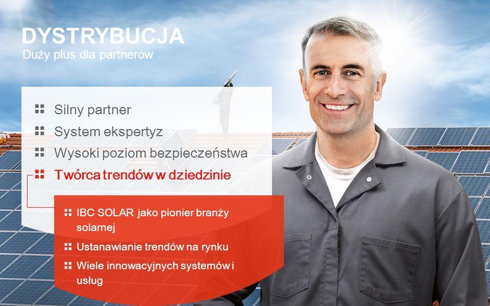 DYSTRYBUCJA Silny partner System ekspertyz