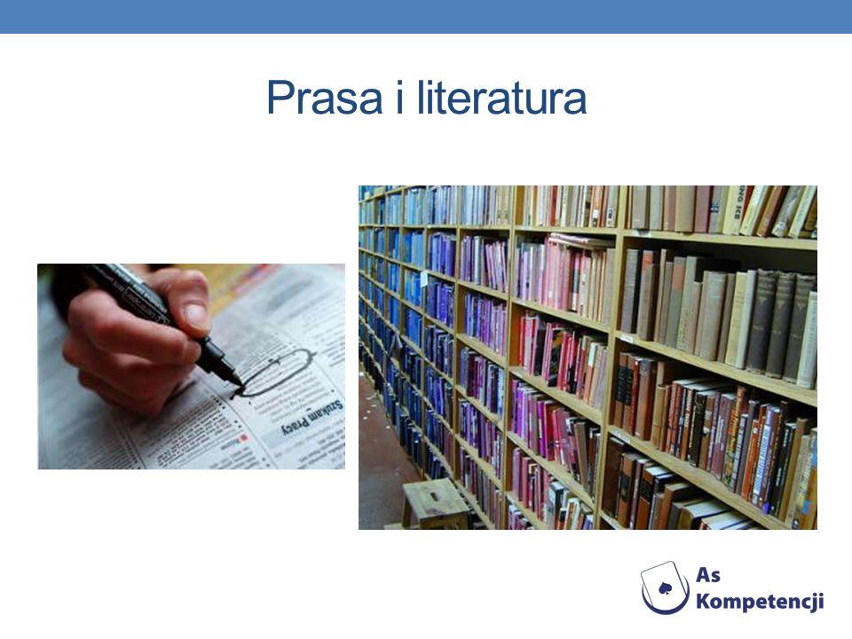 Prasa i literatura