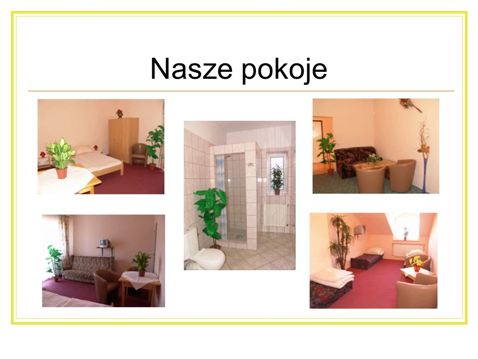 Nasze pokoje