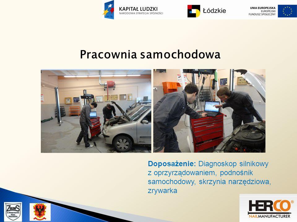 Pracownia samochodowa