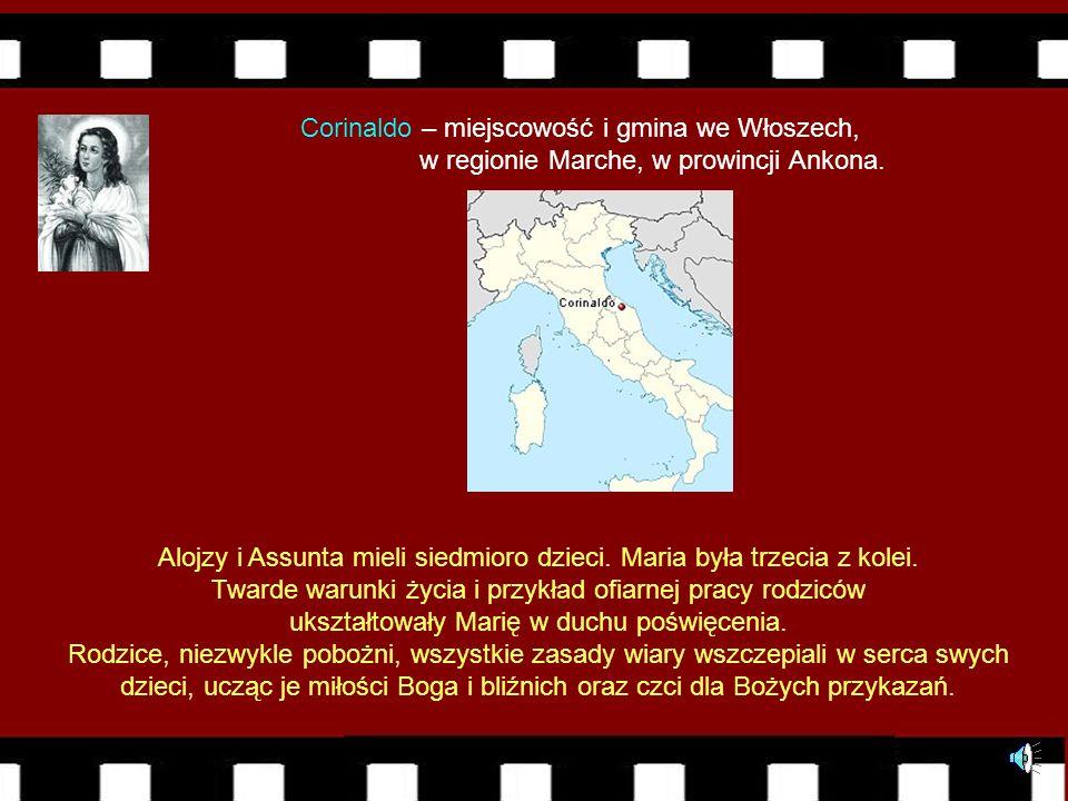 Corinaldo – miejscowość i gmina we Włoszech, w regionie Marche, w prowincji Ankona.