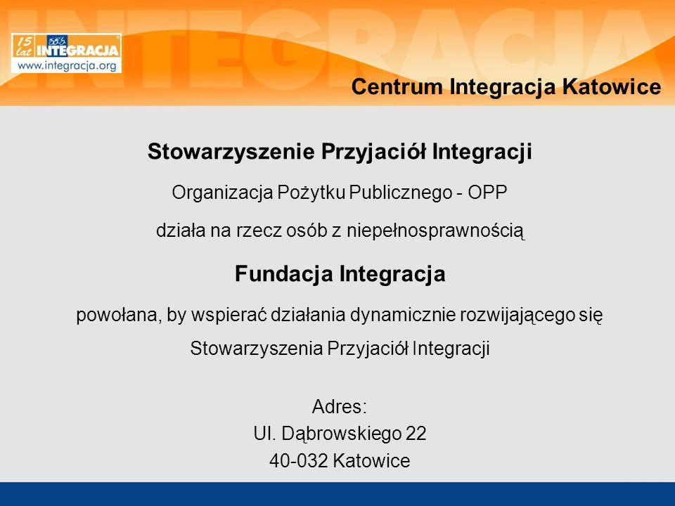 Centrum Integracja Katowice