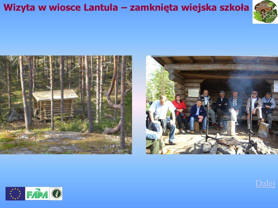 Wizyta w wiosce Lantula – zamknięta wiejska szkoła