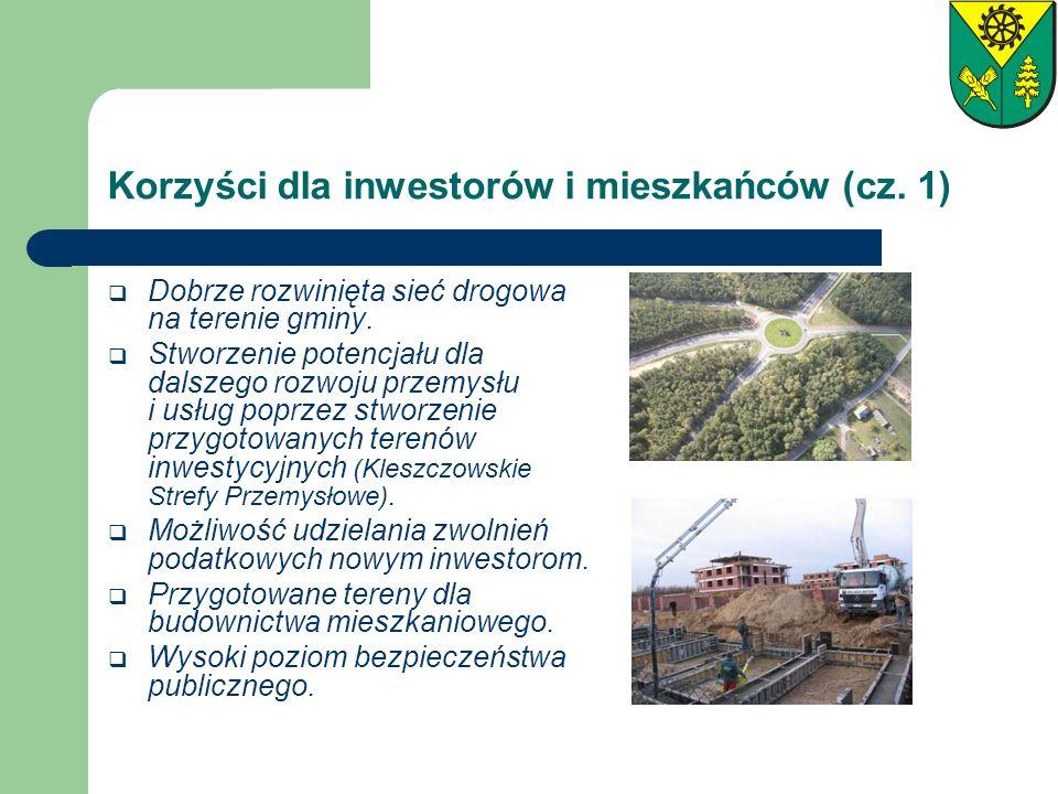 Korzyści dla inwestorów i mieszkańców (cz. 1)