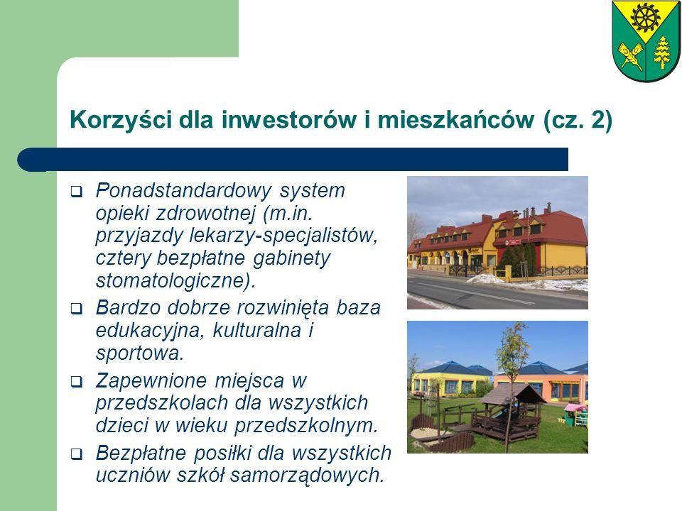 Korzyści dla inwestorów i mieszkańców (cz. 2)