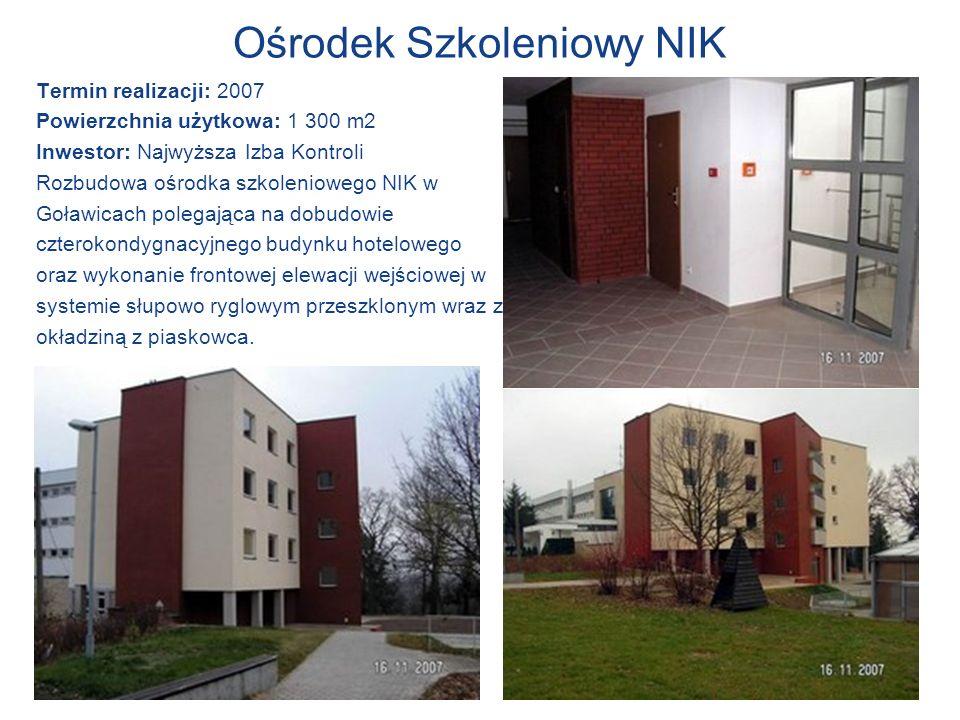 Ośrodek Szkoleniowy NIK