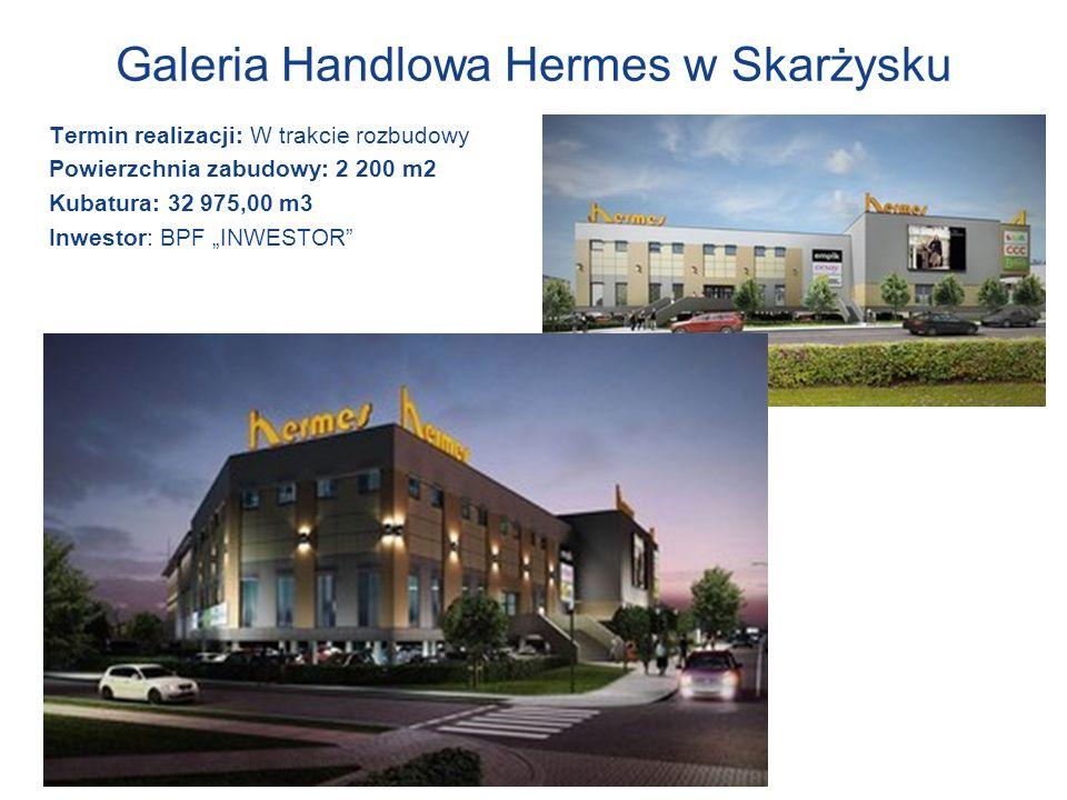 Galeria Handlowa Hermes w Skarżysku