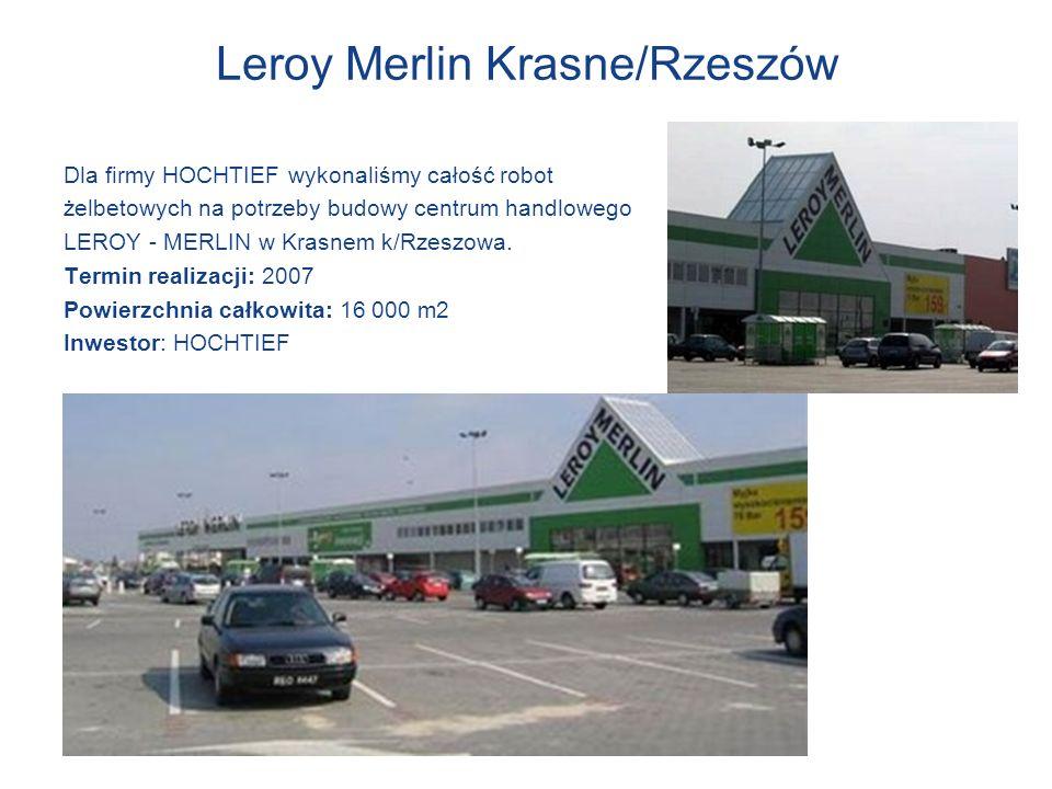 Leroy Merlin Krasne/Rzeszów