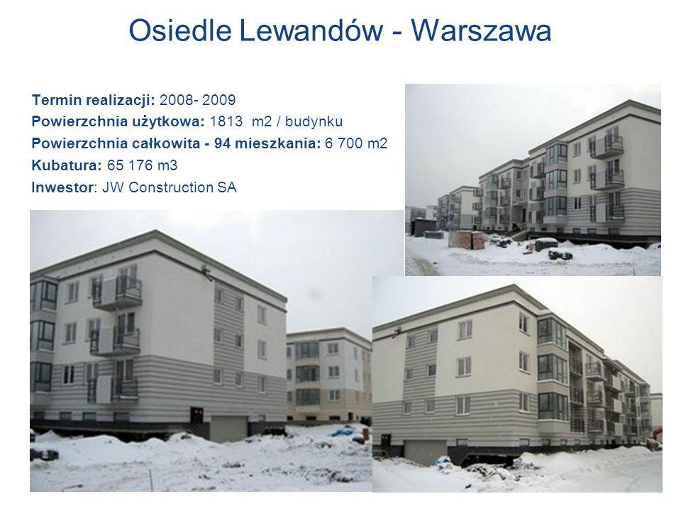 Osiedle Lewandów - Warszawa
