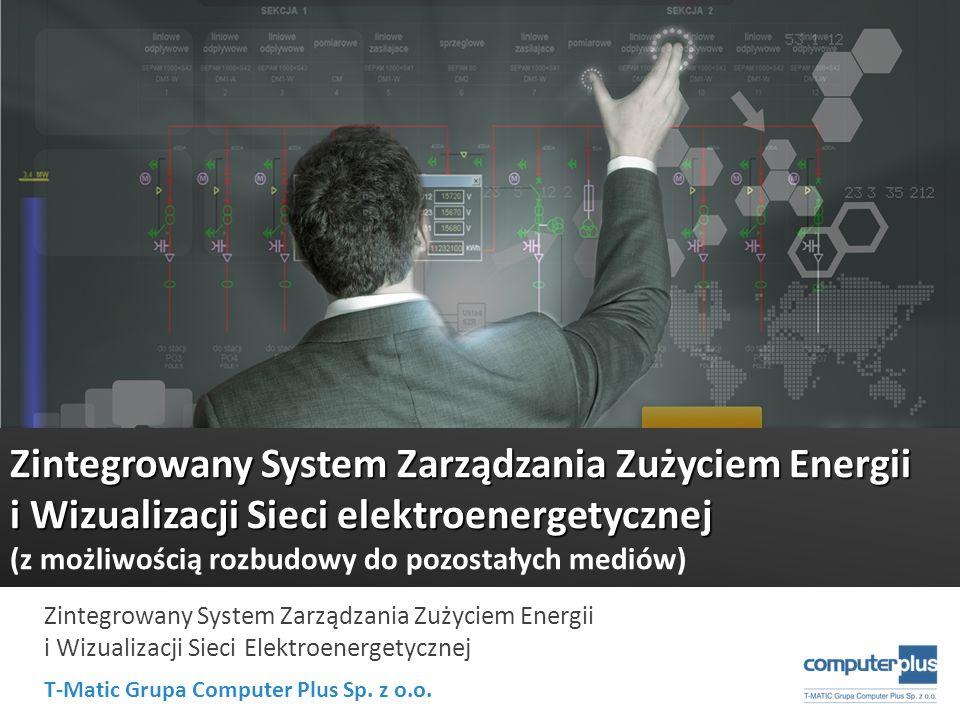 Zintegrowany System Zarządzania Zużyciem Energii
