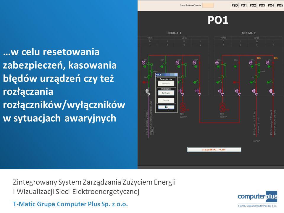 …w celu resetowania zabezpieczeń, kasowania błędów urządzeń czy też rozłączania rozłączników/wyłączników w sytuacjach awaryjnych