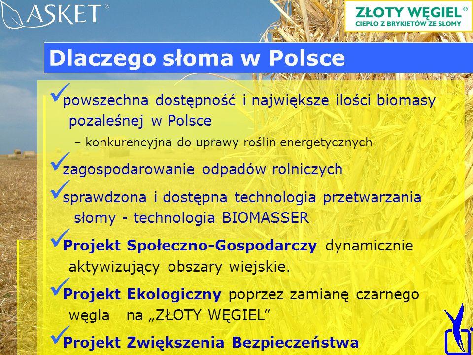 Dlaczego słoma w Polsce