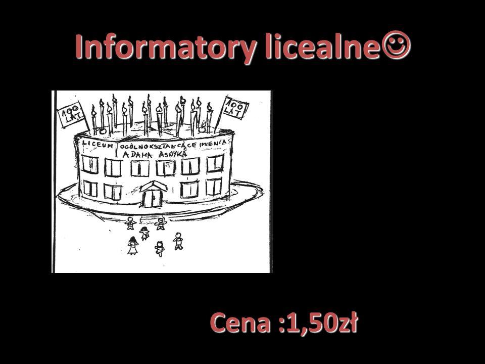 Informatory licealne