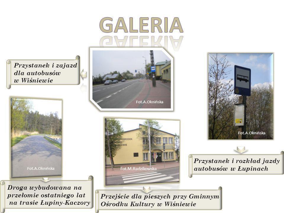 Galeria Przystanek i zajazd dla autobusów w Wiśniewie