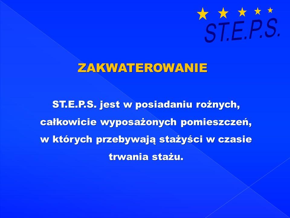 ST.E.P.S. ZAKWATEROWANIE.