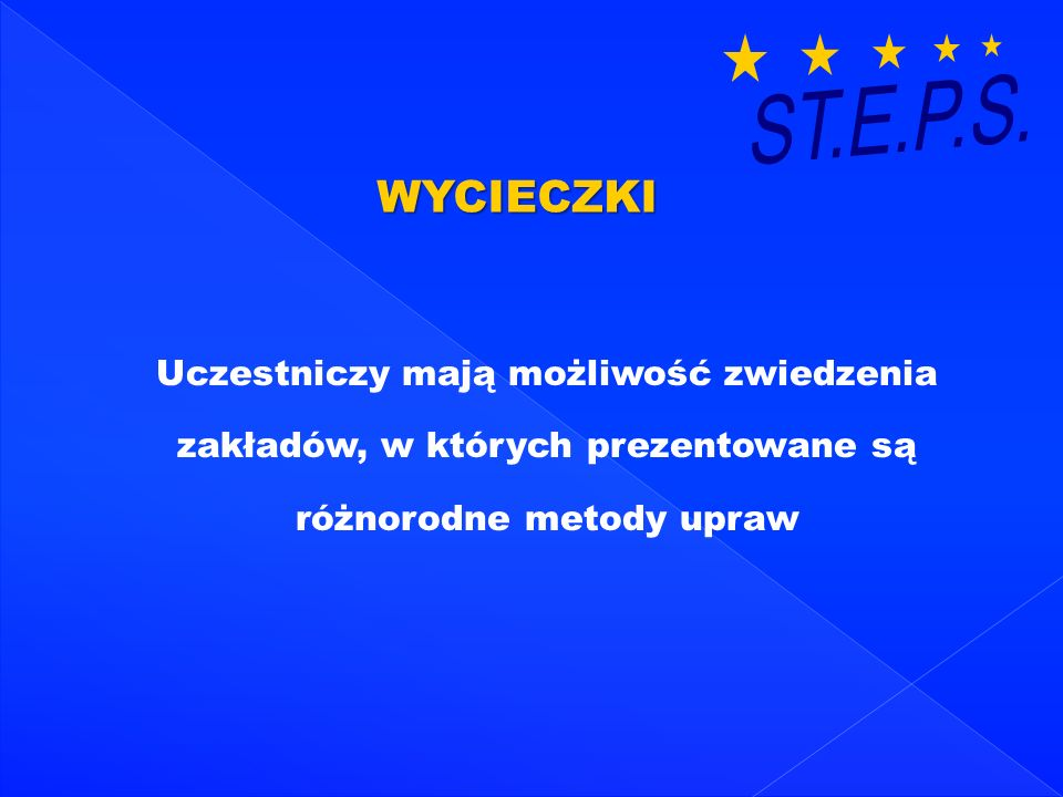 ST.E.P.S.WYCIECZKI.