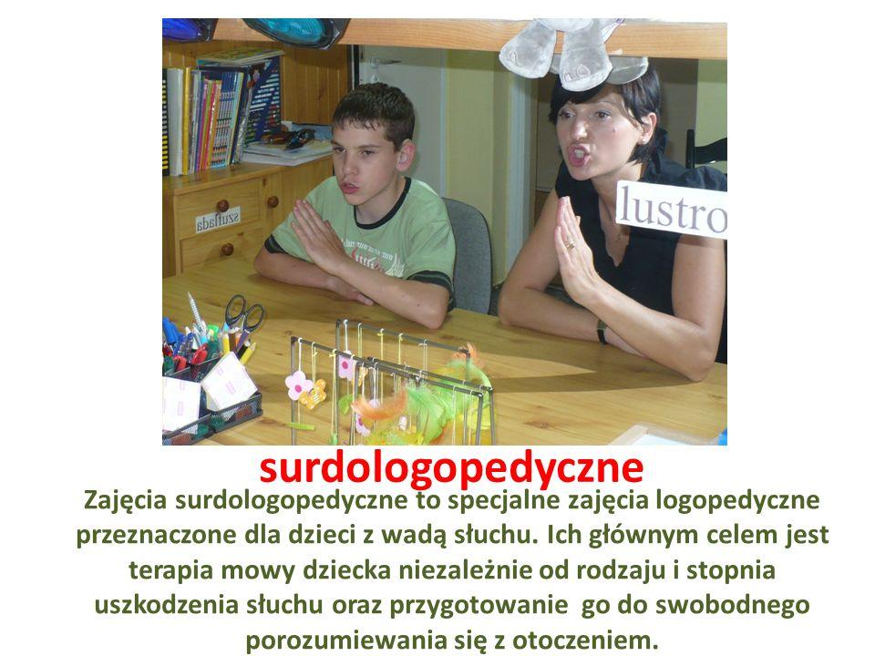 surdologopedyczne